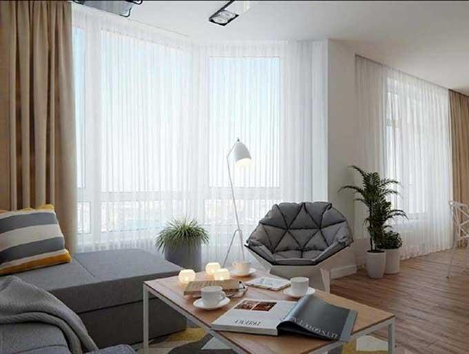小公寓装修新体验,生态公寓了解一下?