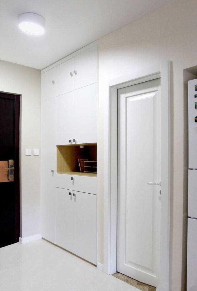 58平极简公寓,酒店公寓都有那些优点