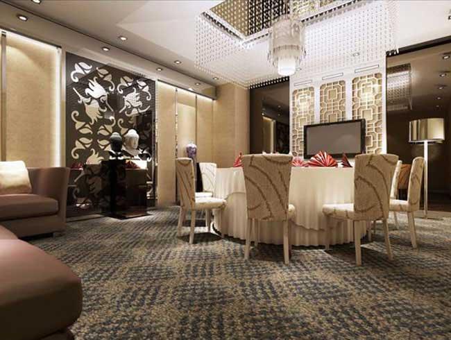 中国风餐厅装修