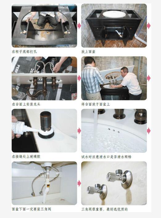 用了劣质不锈钢水槽,虽没生锈,类似生锈  装修知识  第1张