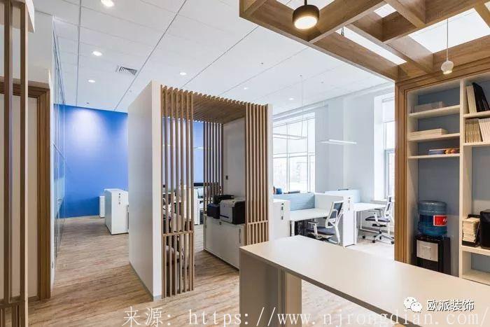 小型办公室装修设计案例  行业动态  第3张