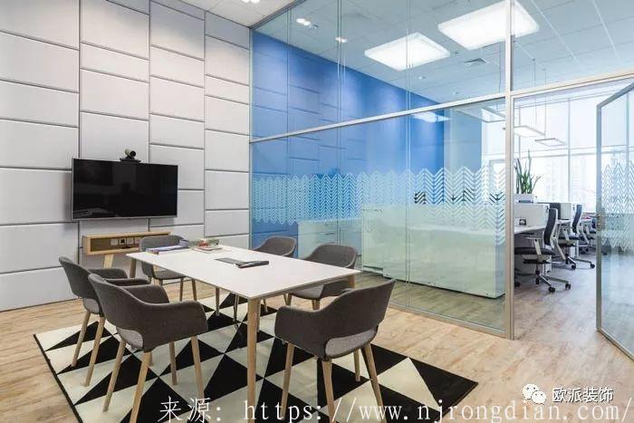 小型办公室装修设计案例  行业动态  第5张