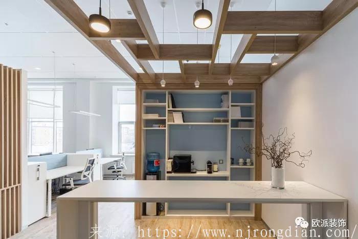 小型办公室装修设计案例  行业动态  第2张
