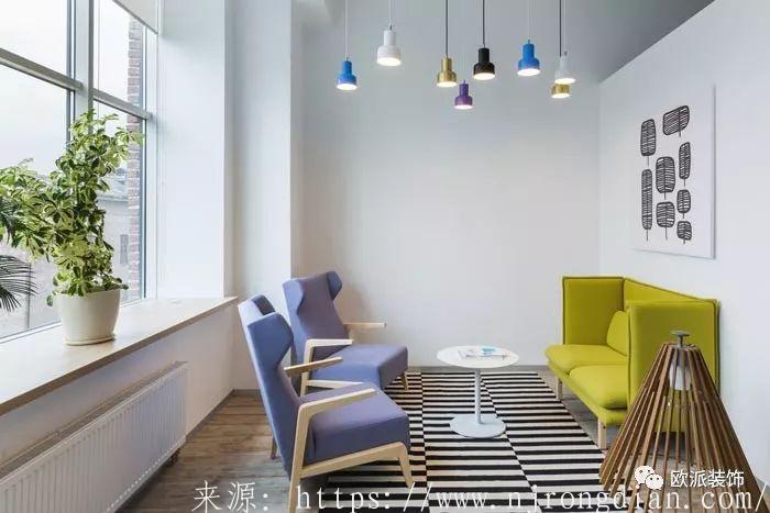 小型办公室装修设计案例  行业动态  第1张