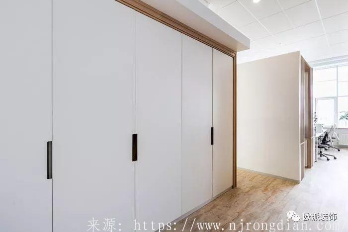 小型办公室装修设计案例  行业动态  第6张