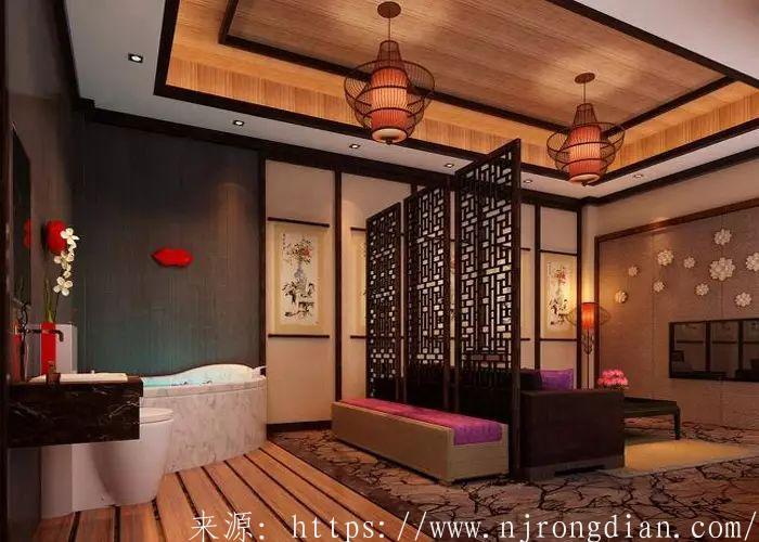 【宾馆设计】最新情侣酒店装修设计优势  行业动态  第3张