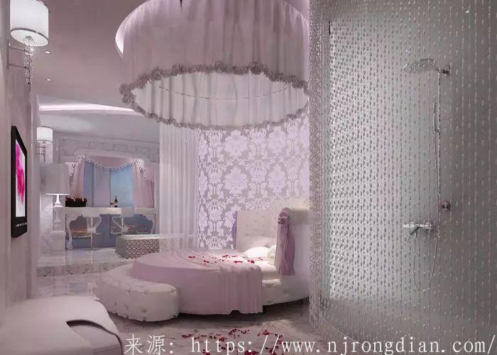 【宾馆设计】最新情侣酒店装修设计优势  行业动态  第4张