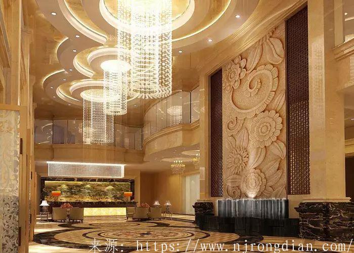 【快捷宾馆装修】星级酒店装修设计材料的选择  行业动态  第1张