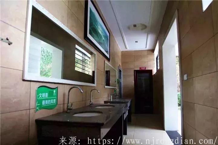 简直太壕了!宜宾这些公厕内部装修如宾馆,沙发、空调、电视机…全都有!  行业动态  第3张