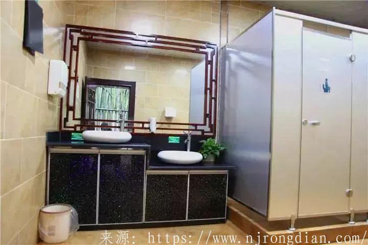 简直太壕了!宜宾这些公厕内部装修如宾馆,沙发、空调、电视机…全都有!  行业动态  第8张