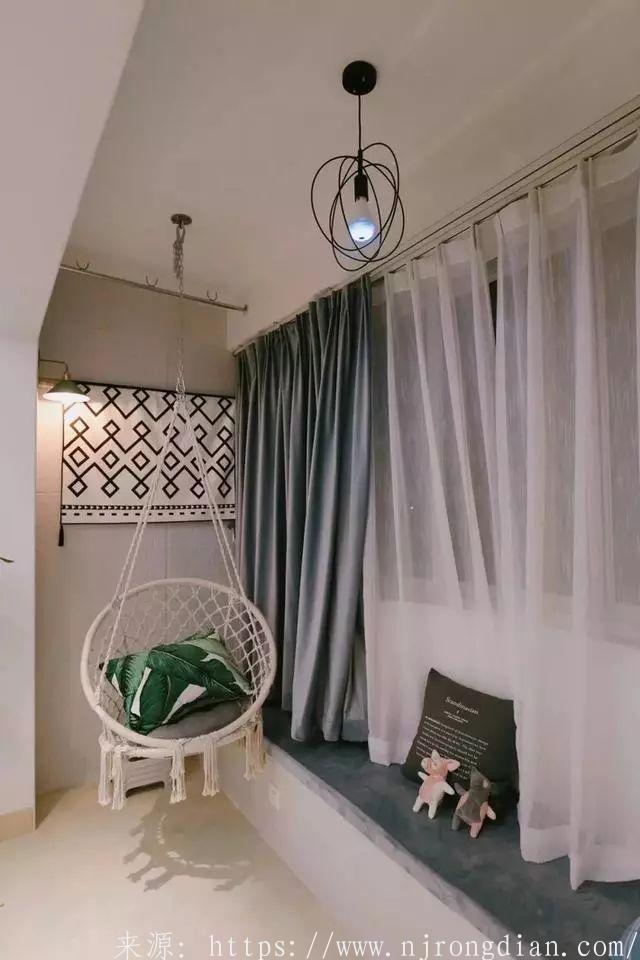 90平北欧新家,客餐厅装修美极了,唯独厨房有一大败笔!  行业动态  第6张