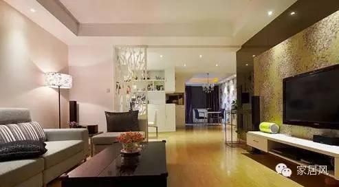 最省钱旧房装修 两室两厅紫色简约风  行业动态  第7张