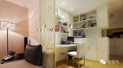 最省钱旧房装修 两室两厅紫色简约风  行业动态  第6张