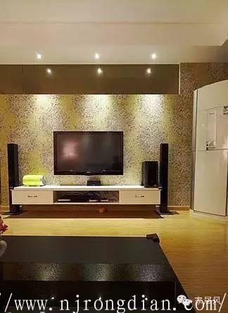 最省钱旧房装修 两室两厅紫色简约风  行业动态  第8张