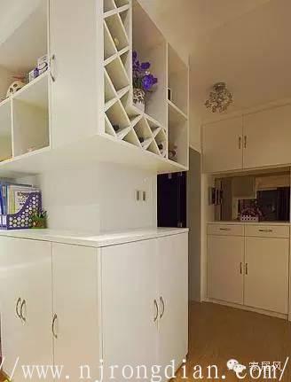 最省钱旧房装修 两室两厅紫色简约风  行业动态  第1张