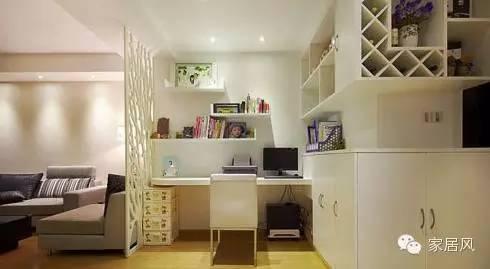 最省钱旧房装修 两室两厅紫色简约风  行业动态  第3张