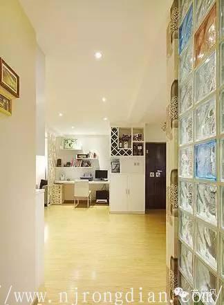 最省钱旧房装修 两室两厅紫色简约风  行业动态  第11张