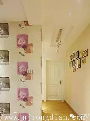 最省钱旧房装修 两室两厅紫色简约风  行业动态  第10张