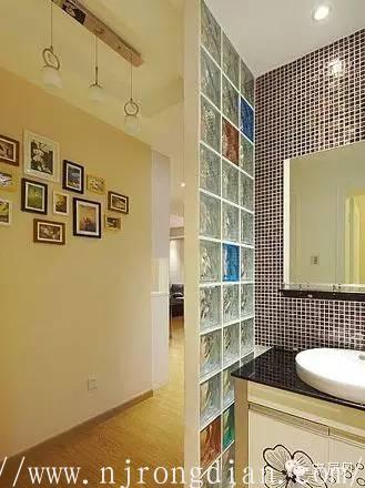 最省钱旧房装修 两室两厅紫色简约风  行业动态  第12张