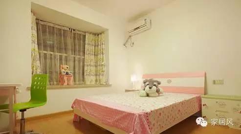 最省钱旧房装修 两室两厅紫色简约风  行业动态  第15张