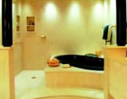 浴缸的类别有哪些?怎么选择浴缸  装修知识  第2张