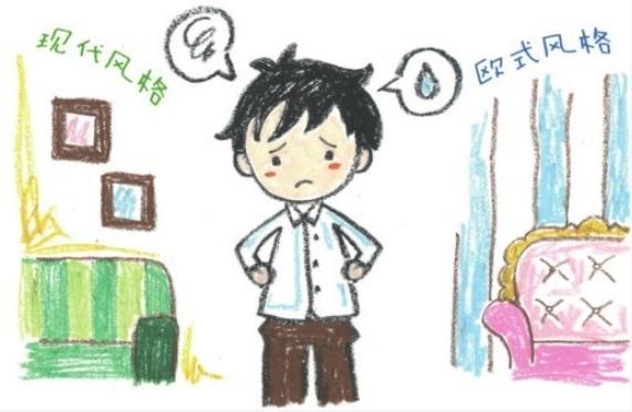 认识户型及家居风格(需时:5~7天)  装修知识  第1张