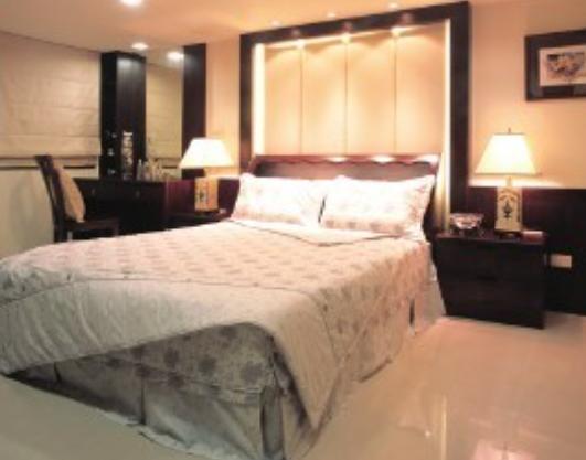 Point 206卧室家具有哪些类型Point 207如何选择和搭配卧室家具的色彩  装修知识  第1张